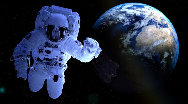 cestování vesmírem