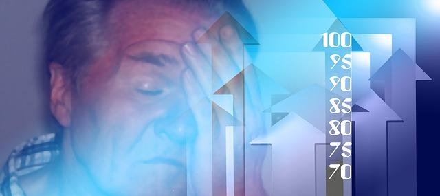 stárnoucí muž
