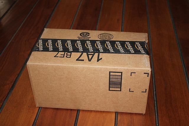 doručování balíků
