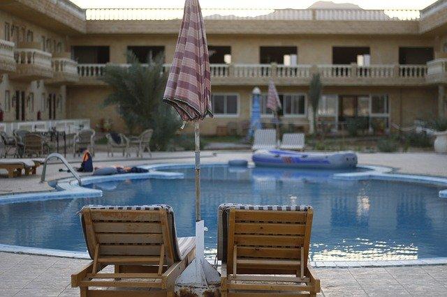 grand hotel s bazénem