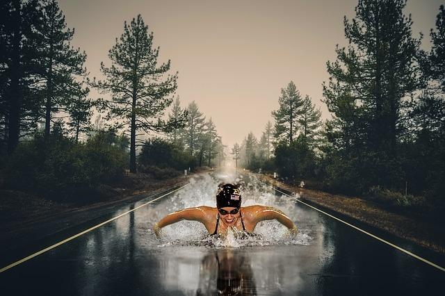 plavat na silnici