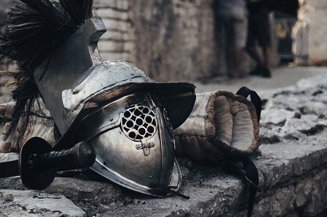 ochrana rytíře