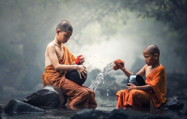 buddhistický rituál