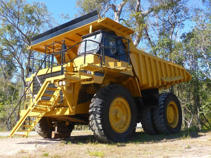 velké nákladní auto