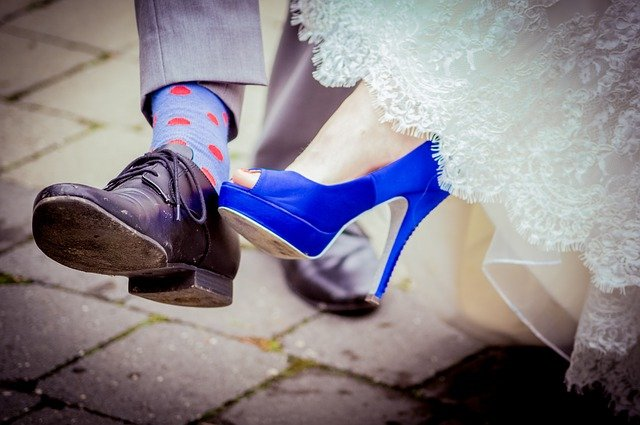 boty ženicha a nevěsty.jpg