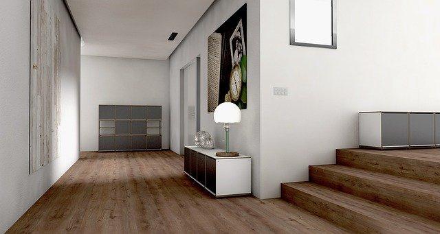 moderní byt – interiér pokoje