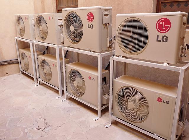 LG klimatizace